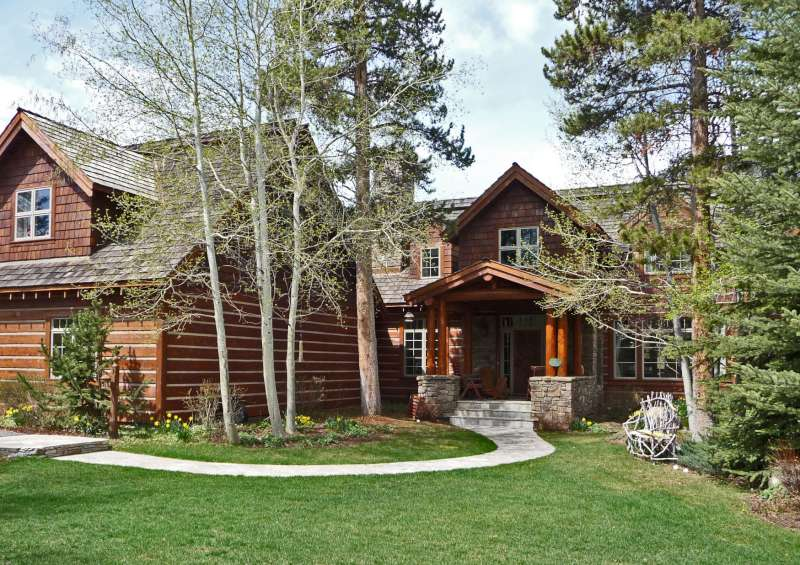 Teton Pines Estate Home
